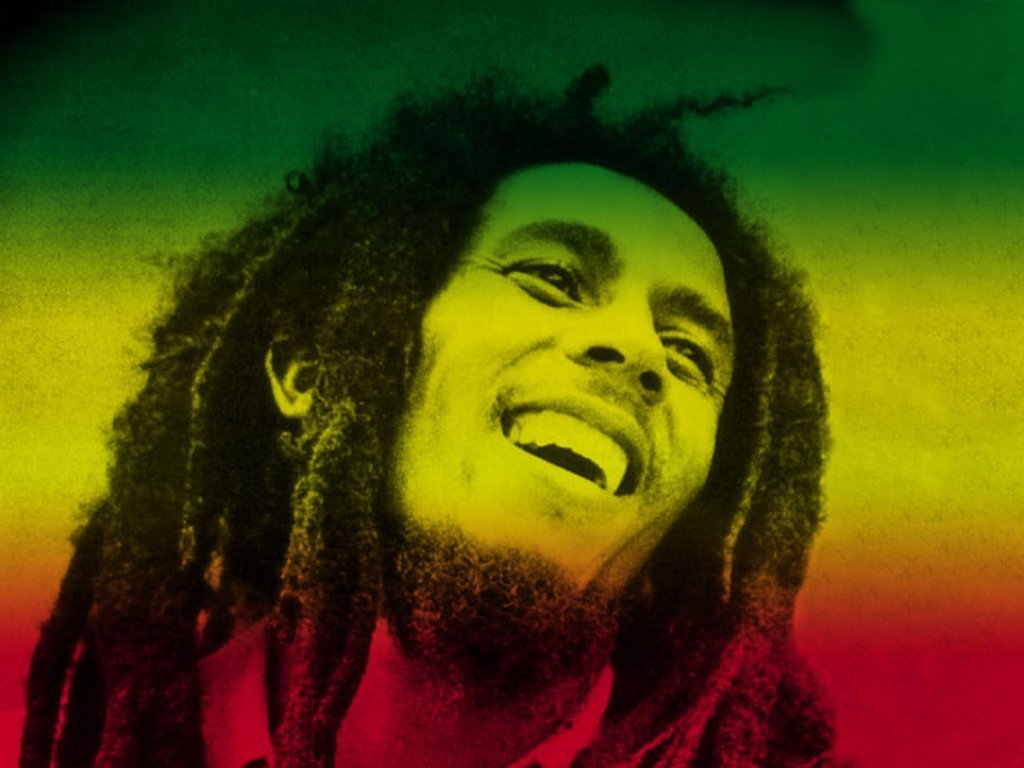 Bob Marley - Picture Hot