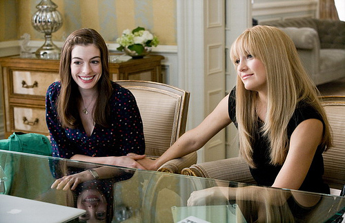 Bride Wars wallpaper possibly containing a dinner titled Bride Wars-movie