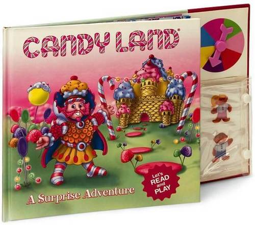 Candy Land Book - candy-land Photo