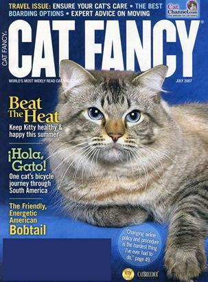 Cat Fancy Cover