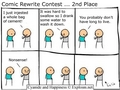 Comic Rewrite Contest