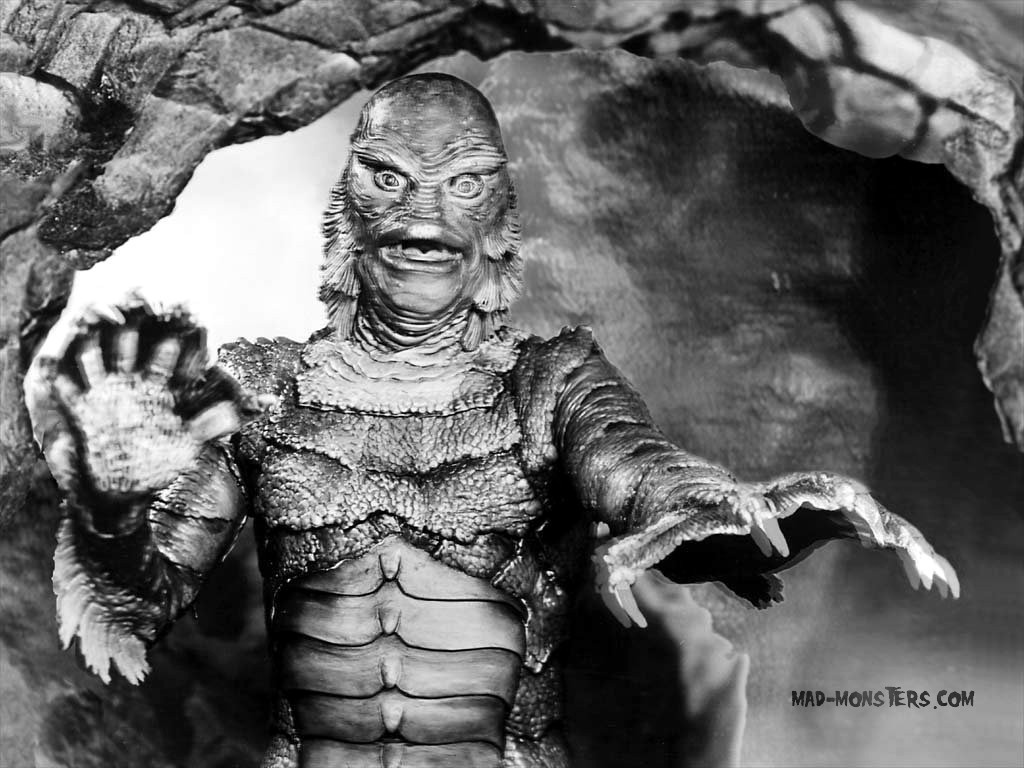 creature from the black lagoon wallpapers creature from