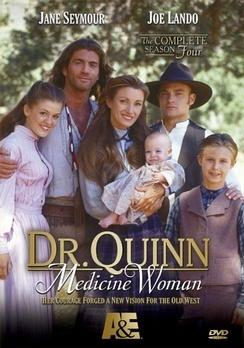 Dr Quinn<3