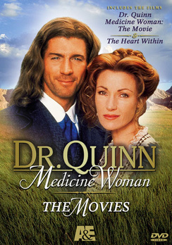 Dr Quinn Medicine Woman achtergrond with a portrait entitled Dr Quinn<3
