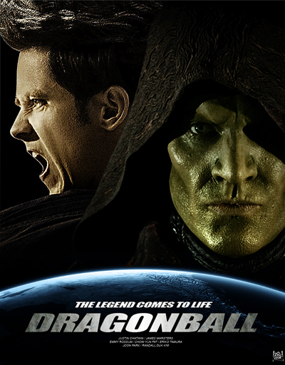 Dragon Ball Evolution - Dragonball: The Movie 400x512