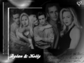 Dylan and Kelly - beverly-hills-90210 wallpaper