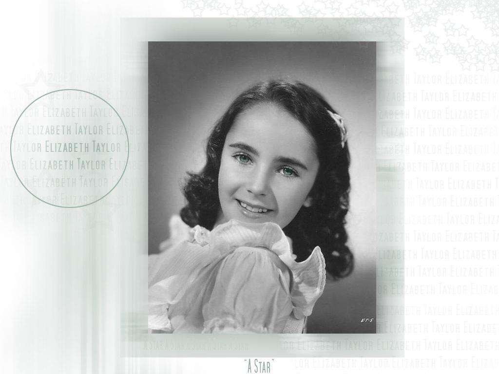 Elizabeth Taylor - Picture Colection