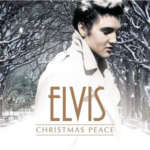 Elvis at Christmas time