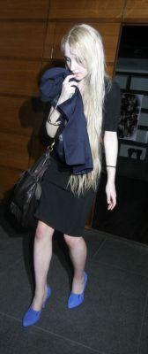 Evanna Lynch at Emma Watson's 18th B'day party