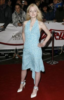 Evanna Lynch at National Movie Awards