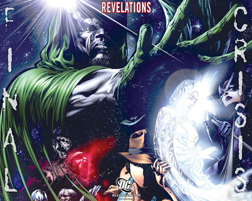 Final Crisis>Revelations #5