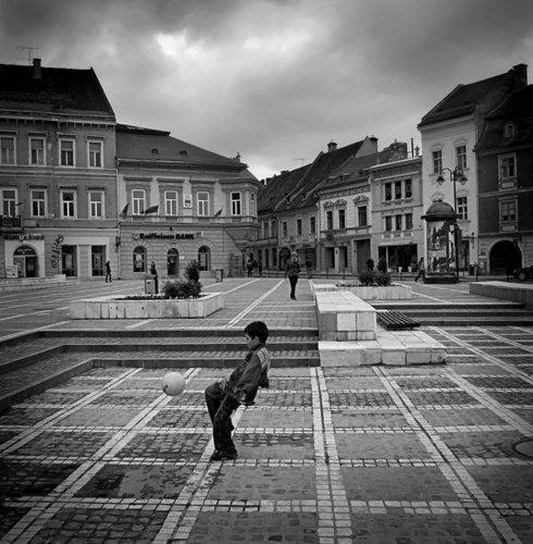 Football in Brasov, Romania