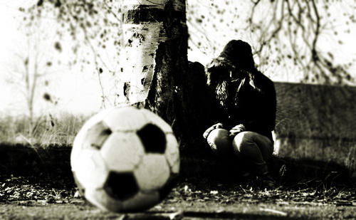 Soccer wallpaper containing a soccer ball entitled Football not Soccer