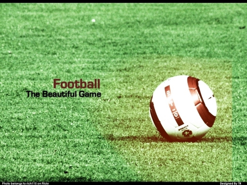 Football not Soccer - soccer Wallpaper
