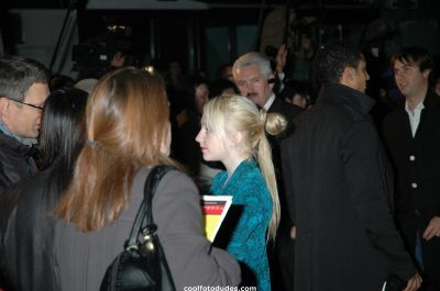 Golden Compass Londres Premiere