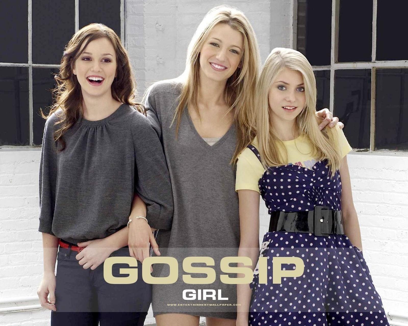Gossip girl gossip girl