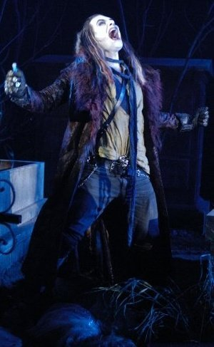 Repo! The Genetic Opera wallpaper containing a concert titled Graverobber