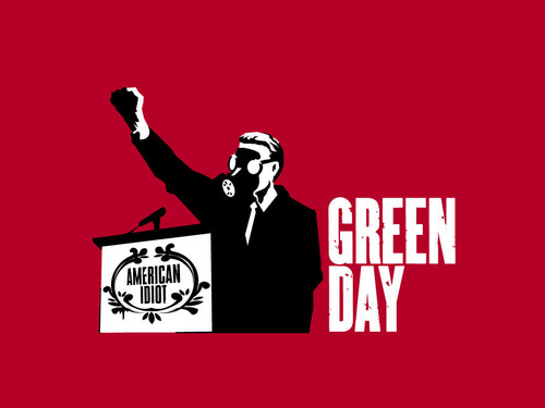Green Day wallpaper containing anime entitled Green Day