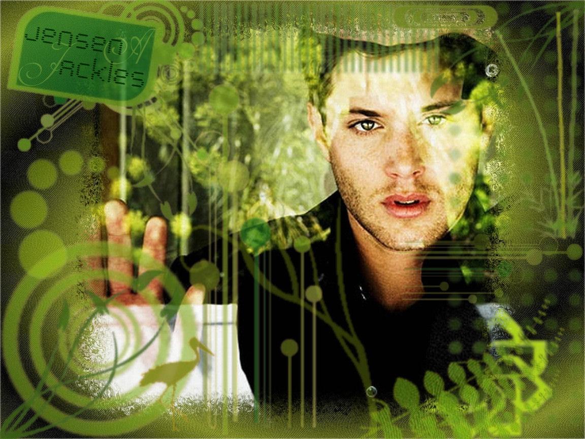 Green + Jensen Ackles