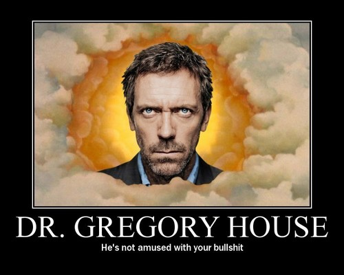 House Isn't Amused