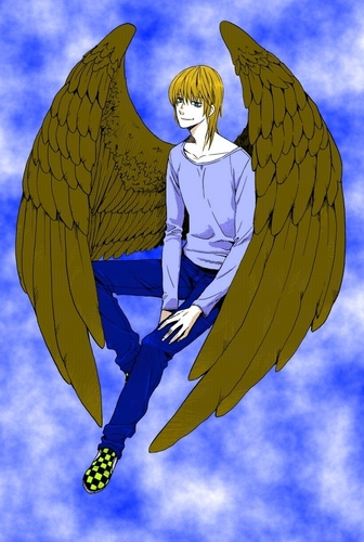 Maximum Ride wallpaper titled Iggy