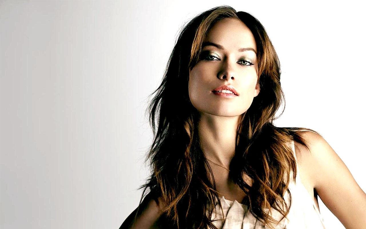 InStyle Outtakes Wallpaper - Olivia Wilde 1280x800