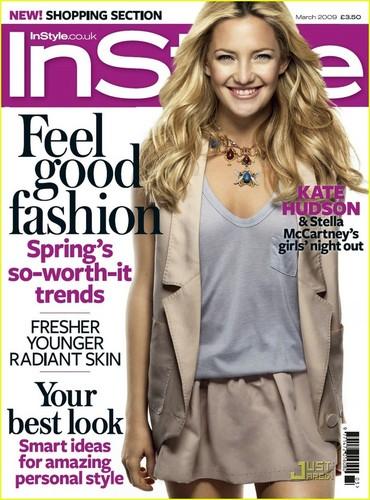 InStyle (UK) Magazine