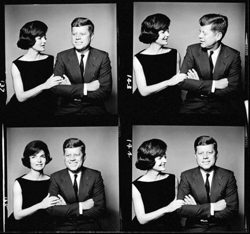 Jackie and John
