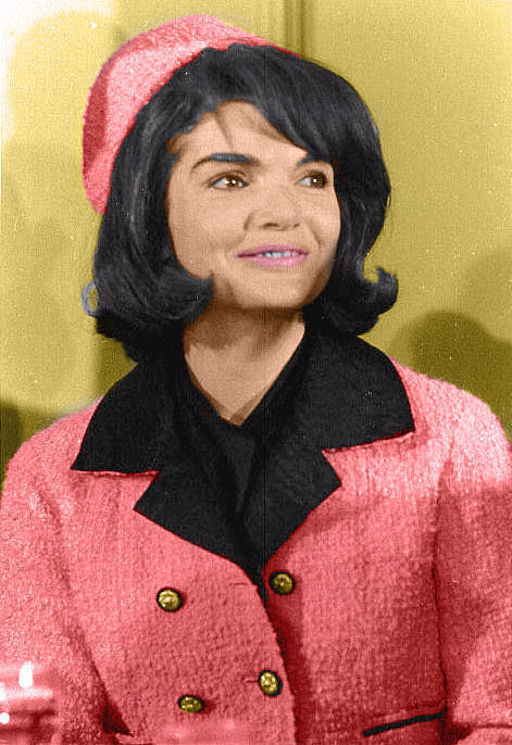 Jackie - Jackie Kennedy Photo (3867138) - Fanpop