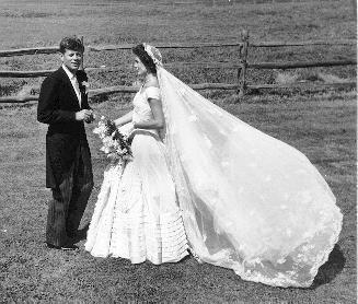 John and Jackie's Wedding giorno