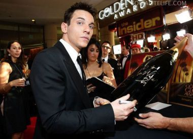 Jonathan at the Golden Globes 2009