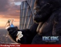 King Kong - king-kong fan art