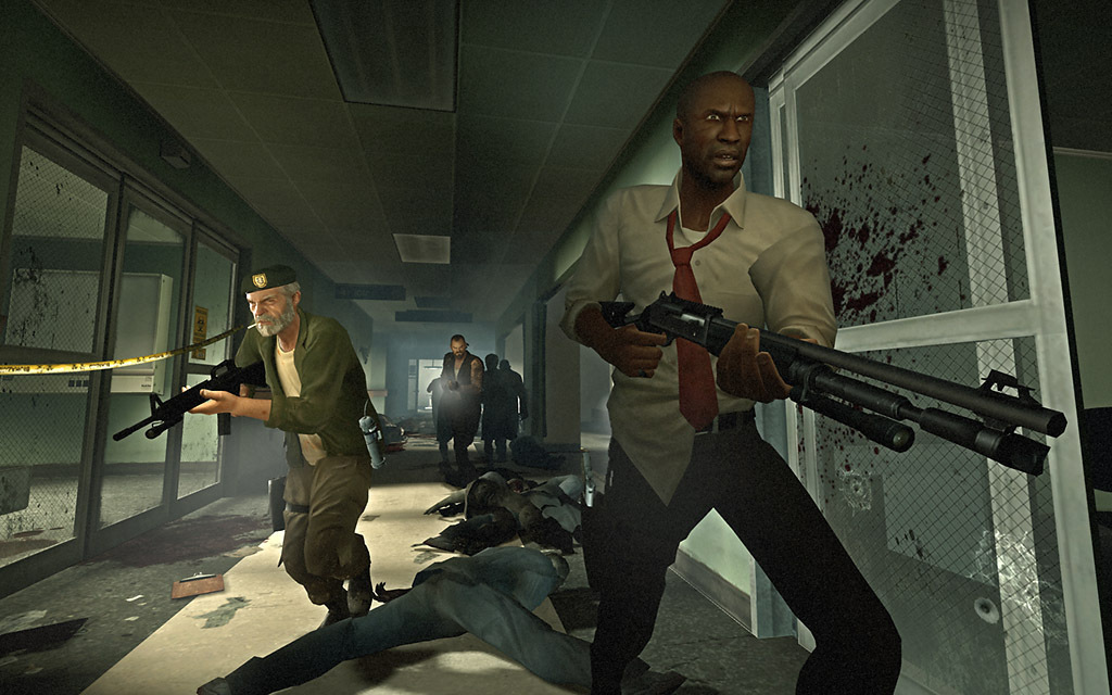 how to make a map in left 4 dead 2