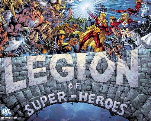 Legion of Super Heroes #50