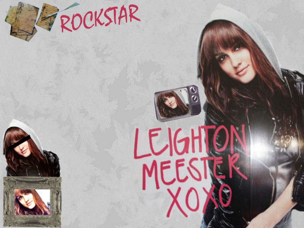 Leighton Meester download wallpaper