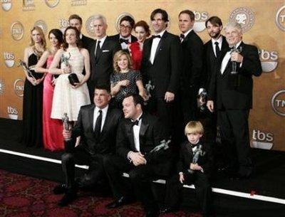 Mad Men @ SAG Awards 2009