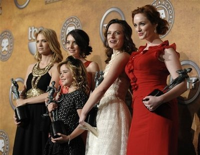 Mad Men @ SAG Awards 2009