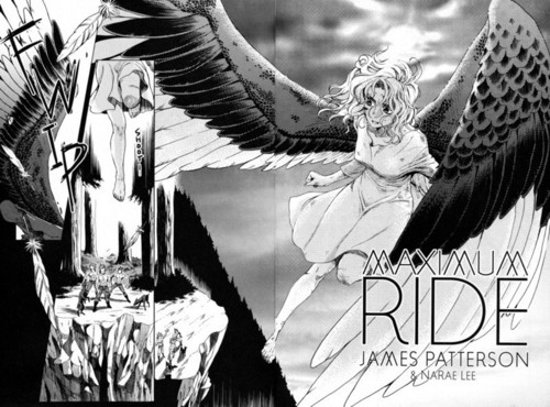 Maximum Ride Манга