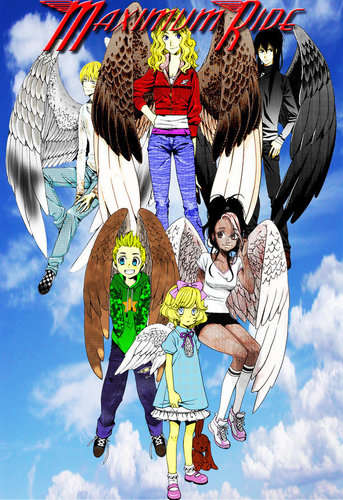 Maximum Ride Обои called Maximum Ride