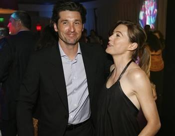 Meredith and Derek fanart