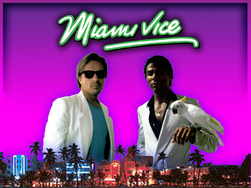 Miami Vice wallpaper titled Miami Vice