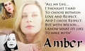 Missing Amber
