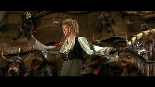 Labyrinth wallpaper probably with a triceratops called Movie Screencaps