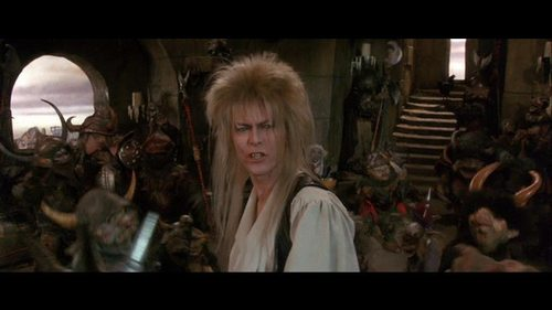 Labyrinth wallpaper possibly with a street and a brasserie titled Movie Screencaps