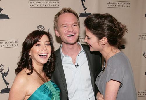 Neil With Aly & Cobie