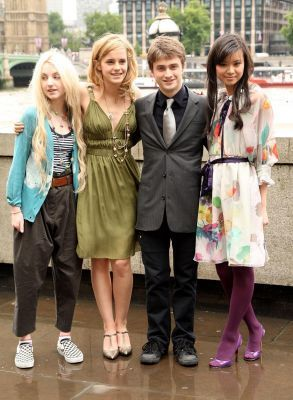 OotP Londra Photocall (Thames Terrace)