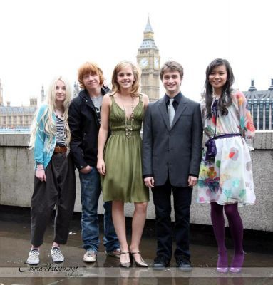 OotP London Photocall (Thames Terrace)
