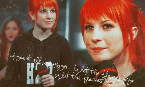 Paramore<3!