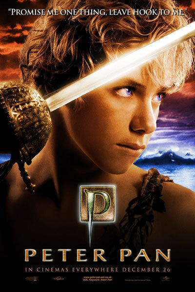 Peter Pan Posters - Peter Pan (2003) Photo (3845689) - Fanpop