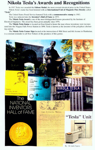 Poster of Tesla Awards